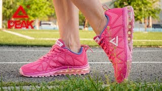 Кроссовки для спорта женские E71038H-PIN ✓ PEAK Sport ... 6f879950ccaa4