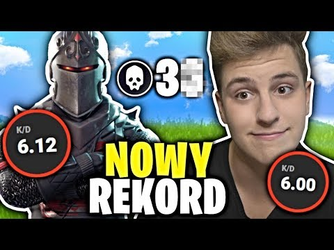 NOWY REKORD DUO Z RANDOMEM W FORTNITE! JACOB