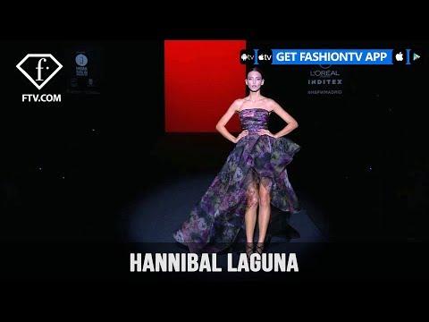 Madrid Fashion Week Spring Summer 2018 - Hannibal Laguna | FashionTV