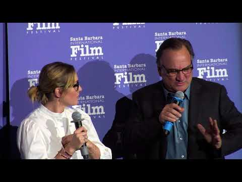 "SBIFF Cinema Society - ""Wonder Wheel"" Q&A with Kate Winslet & Jim Belushi - Clip 03"