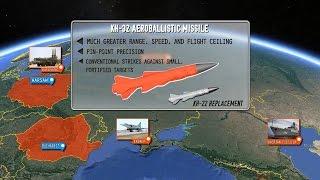 Стратегический бомбардировщик Ту-22М3. История создания, война в Сирии и с НАТО. Русский перевод.