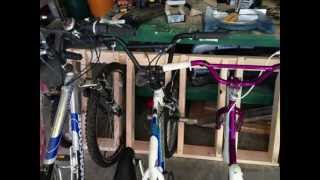 How To Build A Bike Rack Out Of 2x4s For Your Garage