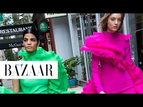 Can You Wear NYFW Fashion IRL? | Harper's BAZAAR