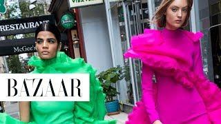 Can You Wear NYFW Fashion IRL | Harper's BAZAAR
