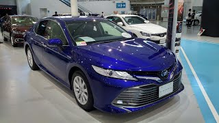 In Depth Tour Toyota Camry Hybrid XV70 JDM - Indonesia