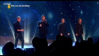 Westlife My Blood Live Children in Need 15th November 2019