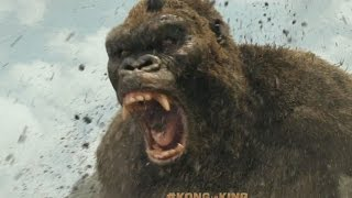 Kong: Skull Island - Rise of the King | official trailer #3 (2017) Tom Hiddleston