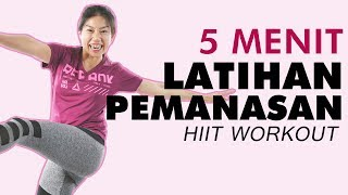 Download Video Latihan Pemanasan Untuk Pemula Sebelum Olahraga | Latihan Bakar Lemak HIIT Workout MP3 3GP MP4