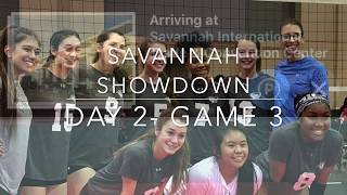 Savannah Showdown Day 2 Game 3 Alysha15 Volleyball