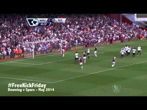 #FreeKickFriday - West Ham United