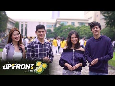 Upfront at the UAAP Season 80 | September 10, 2017