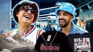 El Alemán comprando Sneakers y hablando de la música en México 🔥