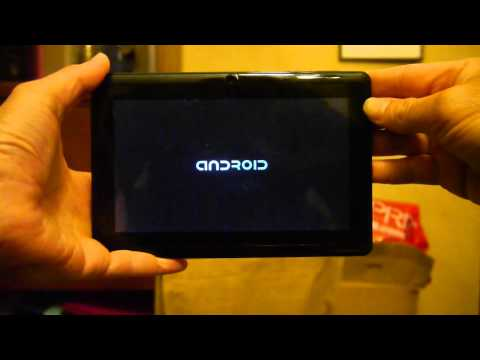 Aldi Bauhn 10 1' Android Tablet WL-101GQC Review | FunnyCat TV