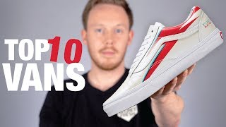 Top 10 New VANS Shoes 2019