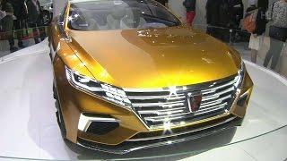 Умнее, красивее, дороже  самые яркие премьеры автосалона в Пекине.