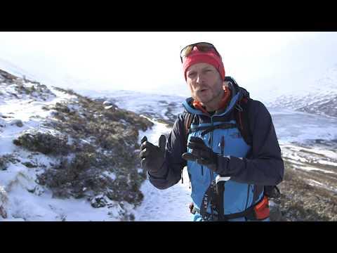 Glenmore Lodge - Approaching a Winter Climb