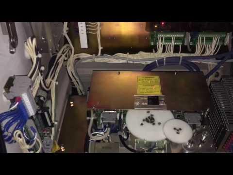 Gyrocompass Testing Yokogawa CMZ 700