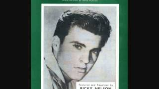 Watch Ricky Nelson Someday youll Want Me To Want You video