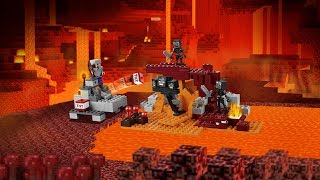 LEGO MINECRAFT - Set 21126 THE WITHER