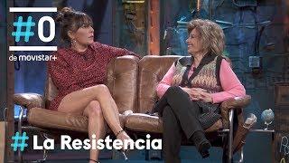 LA RESISTENCIA - Entrevista a María Teresa Campos   Parte 2   #LaResistencia 20.01.2020