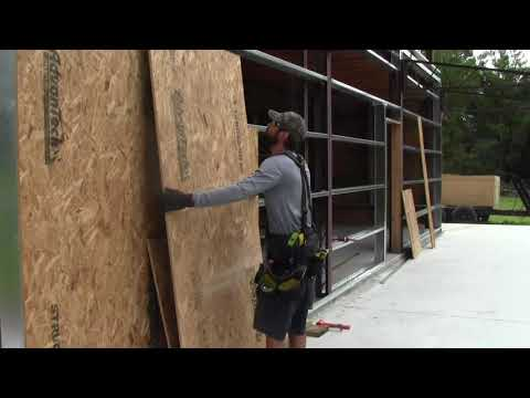 Episode 35: Exterior Wall Sheathing Begins