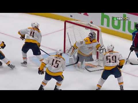 Nashville Predators vs Colorado Avalanche - April 23, 2018 | Game Highlights | NHL 2017/18