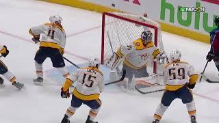 Nashville Predators vs Colorado Avalanche - April 23, 2018 | Game Highlights | NHL 2017/18
