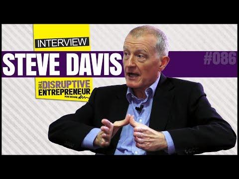 Rob Moore Interviews Steve Davis 6 Time Snooker World Champion