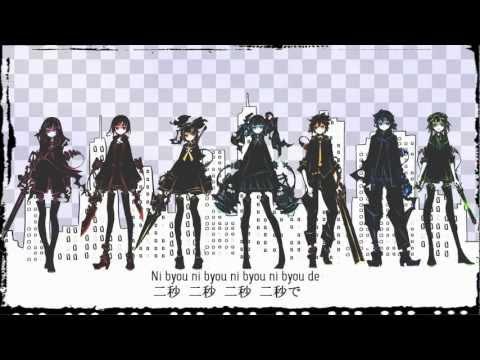 【VOCA★FUSION】 Nibyoukan / ニビョウカン 【合唱】「Aster」