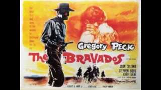 """THE BRAVADOS"" – Main Title (""The Hunters"")"