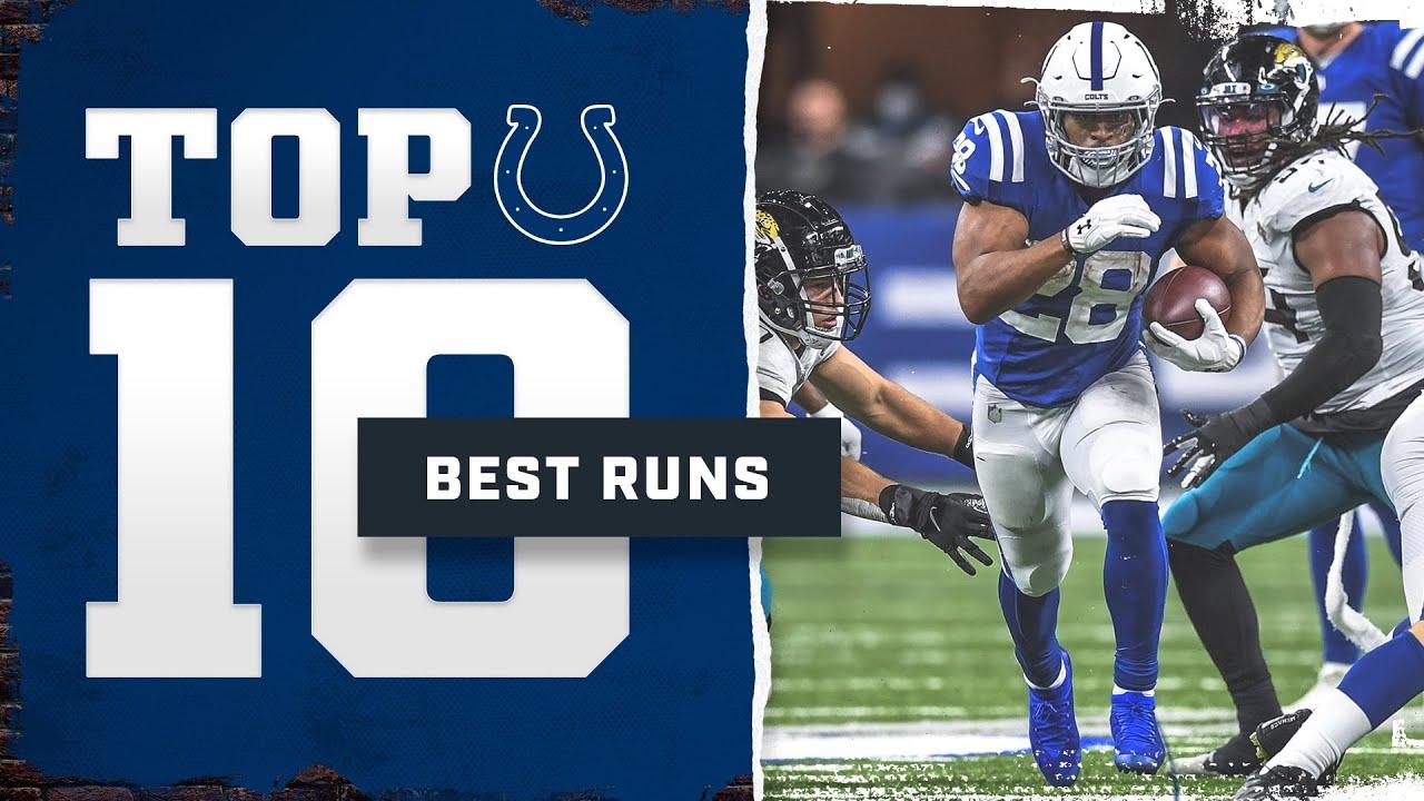 Best Runs from 2020 Season   Colts Top 10