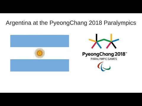Argentina at the PyeongChang 2018 Winter Paralympics