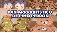 PAN ARRRRRTÍSTICO DE PINO PERRÓN. EXPECTATIVA/REALIDAD.