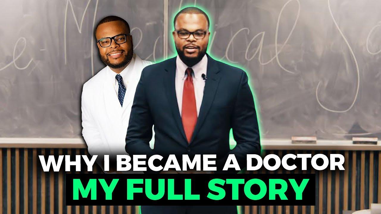 how i became a doctor