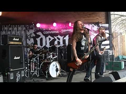 Black Tusk - SXSW 2014, Converse/Thrasher Deathmatch - Scoot Inn, Mar. 14