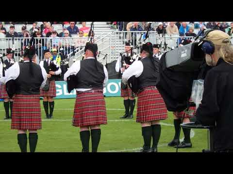 Pipes & Drums of Police Service of Northern Ireland - World Championships 2017 - Medley