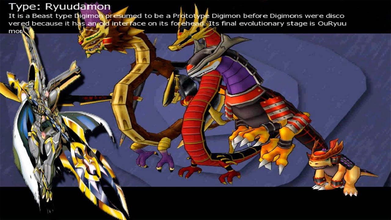 Quest Alphamon Ouryuken - Ryudamon - YouTube