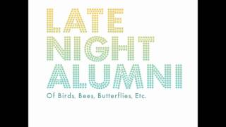 Watch Late Night Alumni Golden video
