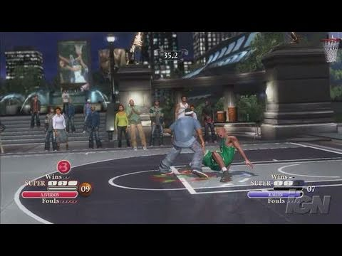 NBA Ballers: Chosen One Xbox 360 Trailer - Full Roster (HD)