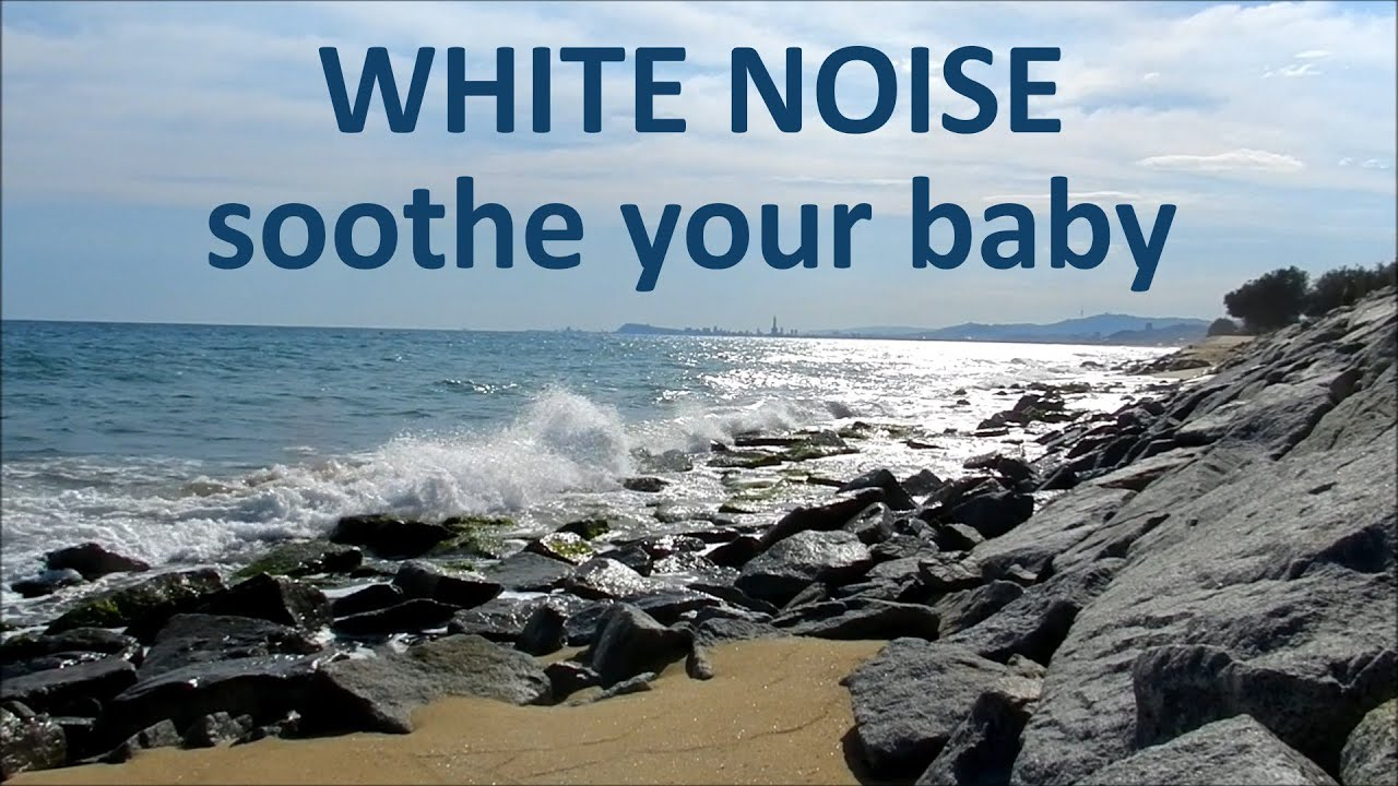 white noise for babies, soothe your crying baby - YouTube