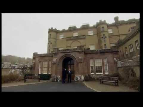 Culzean Castle, Ayrshire. Antiques Road Trip, Oct 13th 2014