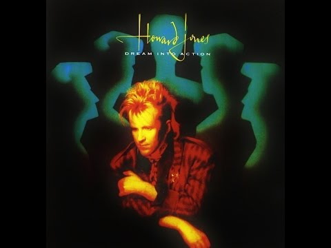 HOWARD JONES - ''THINGS CAN ONLY GET BETTER'''  (1985)