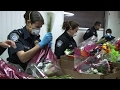 watch he video of Miami searches imported flowers ahead of Valentine's Day