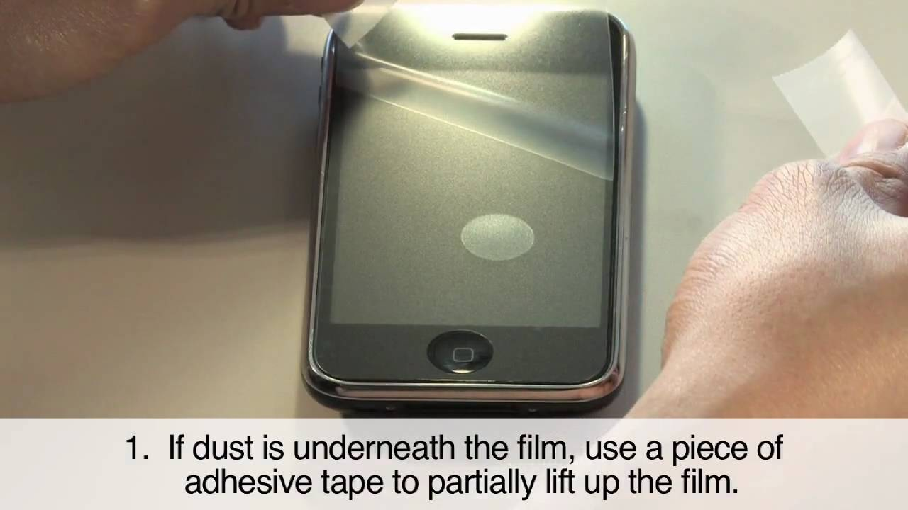 power support usa film installation troubleshooting guide for iphone rh youtube com iPhone 2G iPhone 3G
