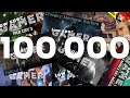 Thank you for 100 000 subscribers