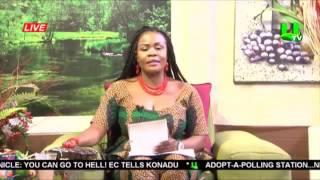 Kofi Kinaata on #AdekyeNsroma