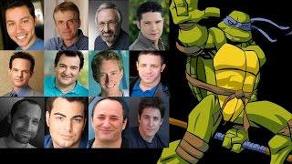 Comparing The Voices - Donatello