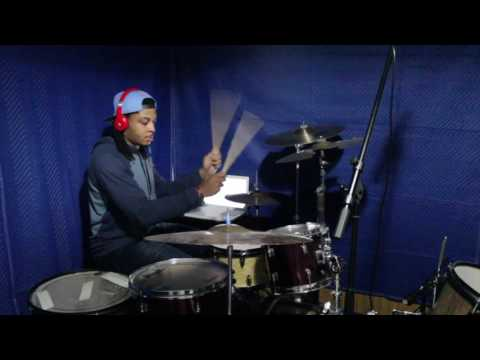 August Alsina - dont matter drum cover