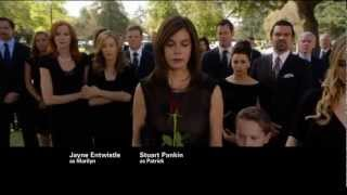 "Desperate Housewives Mujeres Desesperadas Esposas 8x17 - Promo ""Women and Death"" ""Mujeres y Muerte"""