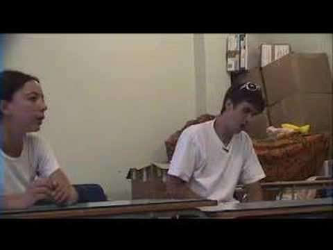 Shane O shoots Mr. Karaoke in Albania (Ed Beason 1999) -documentary trailer